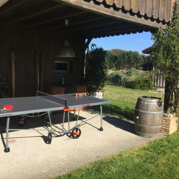 Activité ping pong pour vos vacances et loisirs