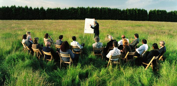 Team building dans le sud ouest