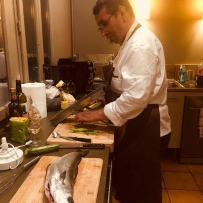 Chef cuisinier pour séminaire et team building