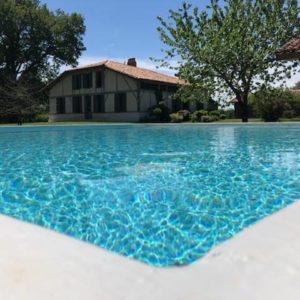 Gîtes avec piscine dans les Landes