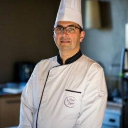 Chef cuisinier séminaire